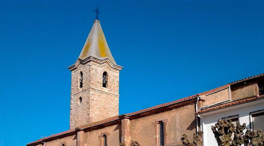Iglesia de Santa Cruz de Bezana. Santander