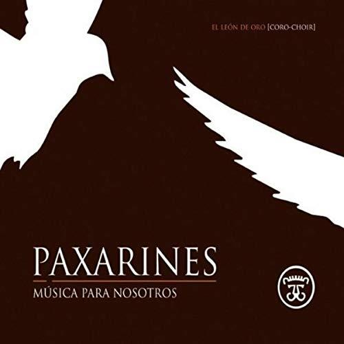 Portada disco Paxarines