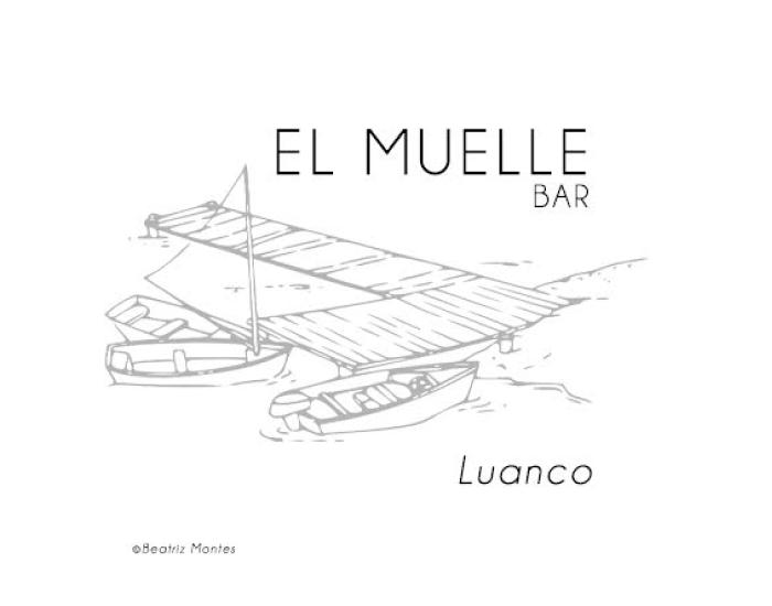 Bar el Muelle Luanco