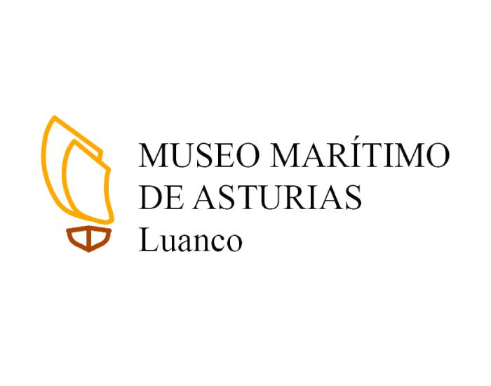 Logo Muse Marítimo Luanco